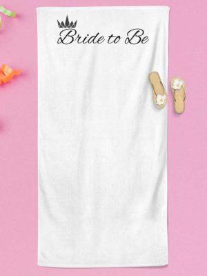 דגם Bride to Be