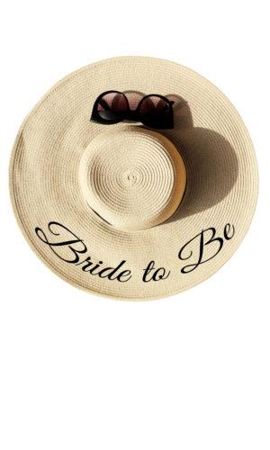 דגם bride to be black