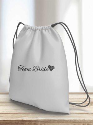 דגם Team Bride שחור
